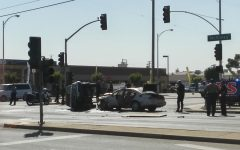 Major crash near Fresno City College
