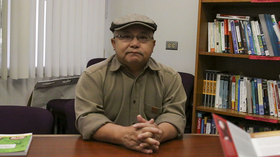 Fresno City College English instructor Soul Vang.