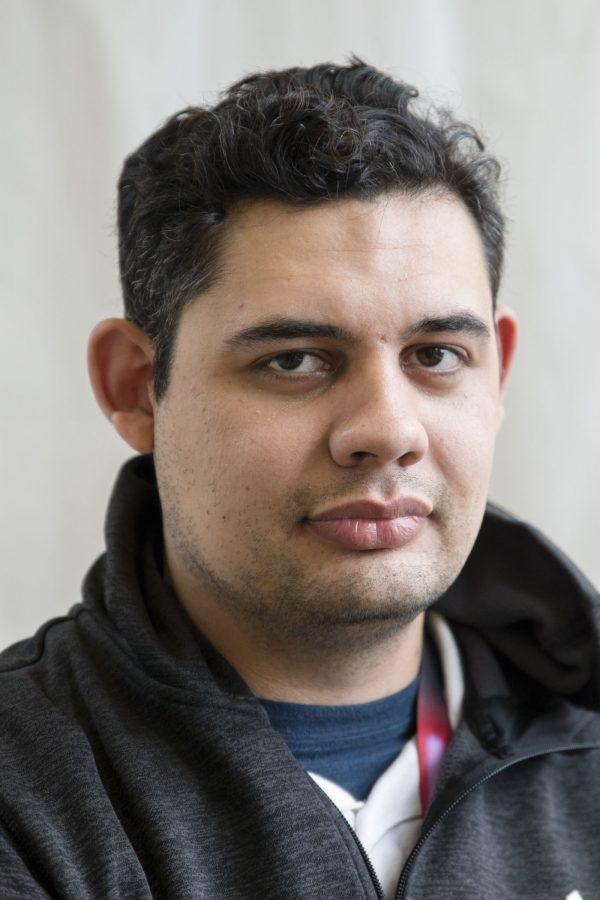 Michael Mendez – Sports Editor