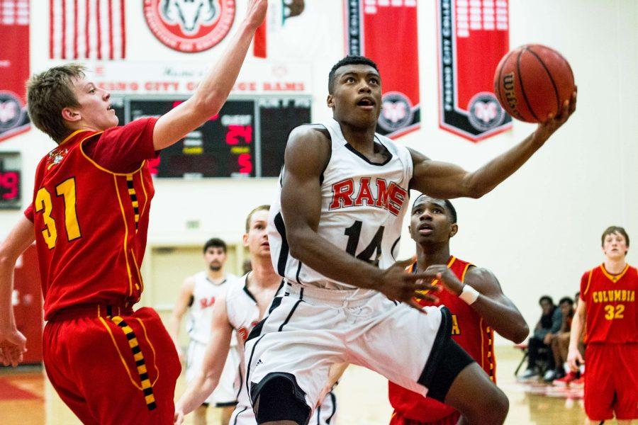 Fresno City College Men's Basketball.