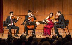 Renowned String Quartet Performs at FCC