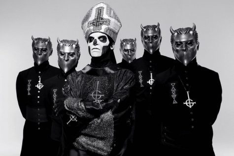 Ghost to Perform at Fresno's Rainbow Ballroom