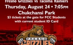 Grizzlies to Host Fresno City College Night
