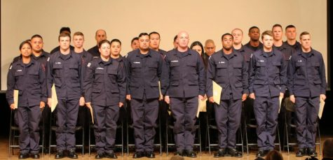 23 Graduate from FCC's Fire Academy
