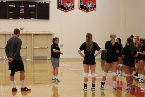 Rams Volleyball Looking To Make Back-To-Back State Championships
