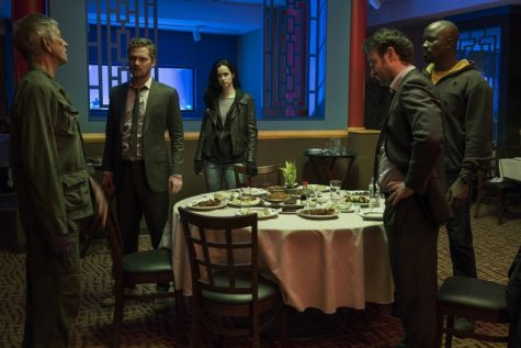 'The Defenders': Avengers of the Streets