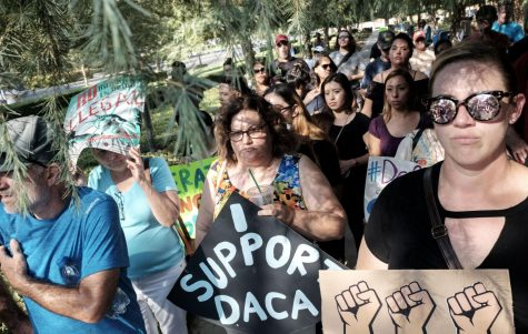 Protesters Gather at Federal Courthouse After DACA Repeal: 'This Does Not End Here'