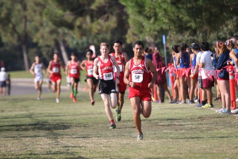 Two Cross Country Runners Make All Tournament Team in Invitational