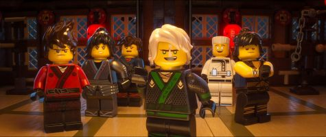 The 'Lego Ninjago Movie' is Family Fun