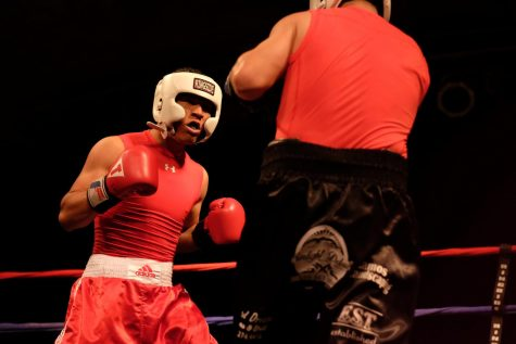 Amateur Boxing Takes The Big Stage At The Big Fresno Fair