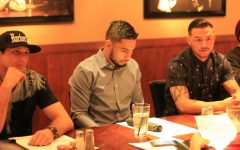 UFC Promotes Upcoming Fights With Media Luncheon