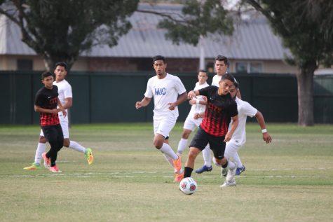 FCC Men's Soccer Defeats Modesto In Landslide
