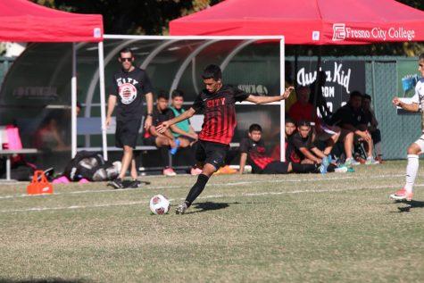 Penalty Kick Helps FCC Take Victory