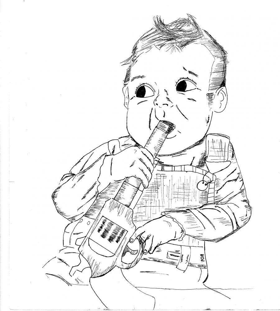 Illustration by Frank Lopez
