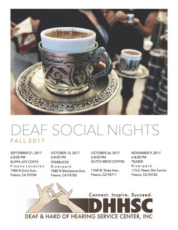 DHHSC hosts Deaf Social Nights Event