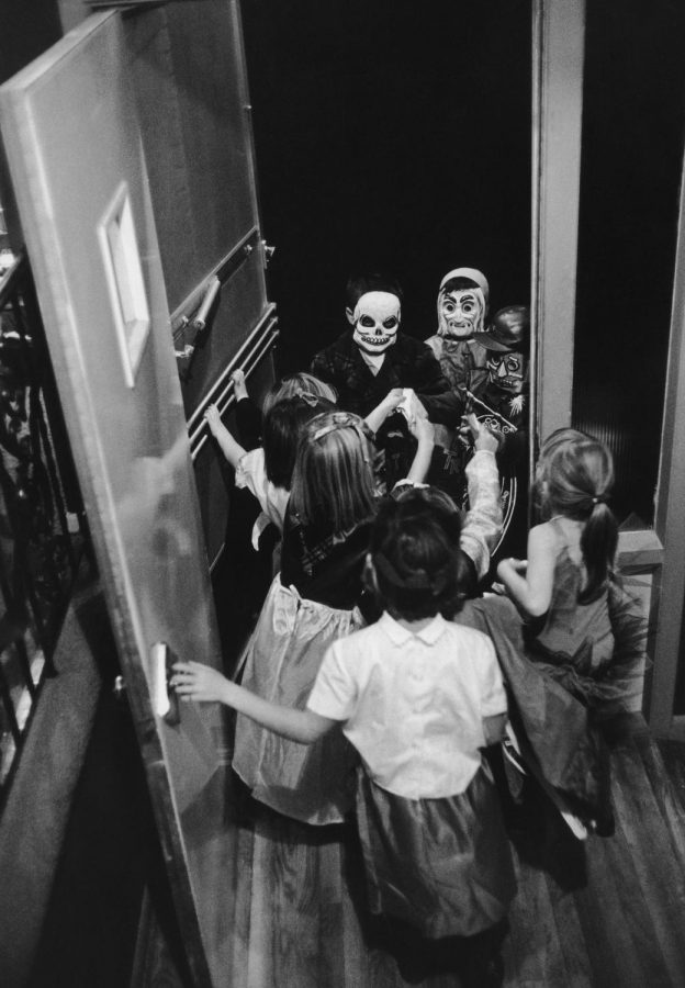 Should There be an Age Limit to Trick or Treating?