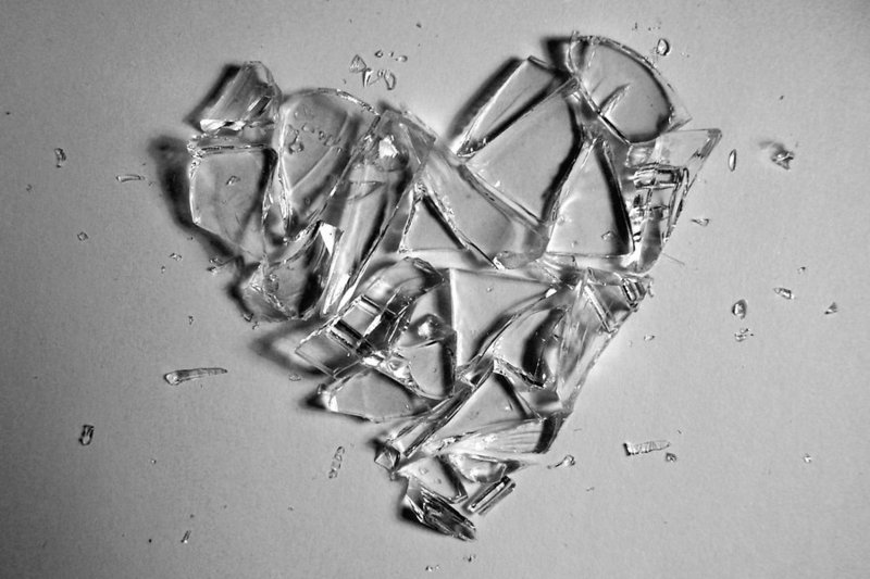 Ways to deal with a broken heart