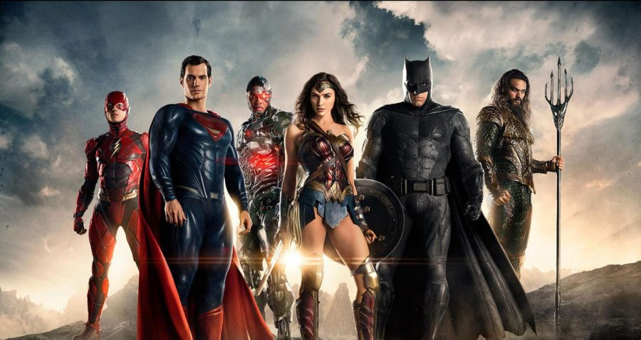 'Justice League' Saves DC Cinematic Universe