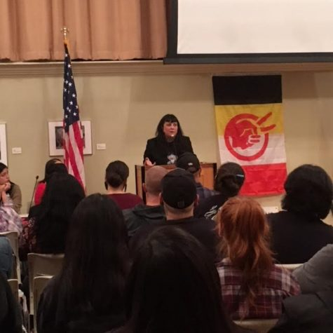 Discussion of Indigenous Women Takes Center Stage