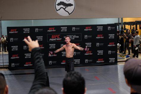 UFC Featherweight Jason