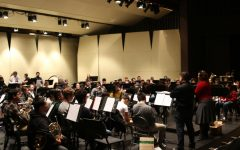 Fresno City College Wind Ensemble Mentors Sunnyside High School Band