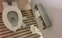 Students Say Keeping Campus Bathrooms Clean is Everyone's Responsibility