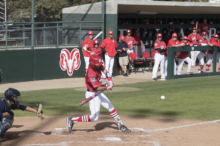 Baseball Loses Competitive Series Against COS