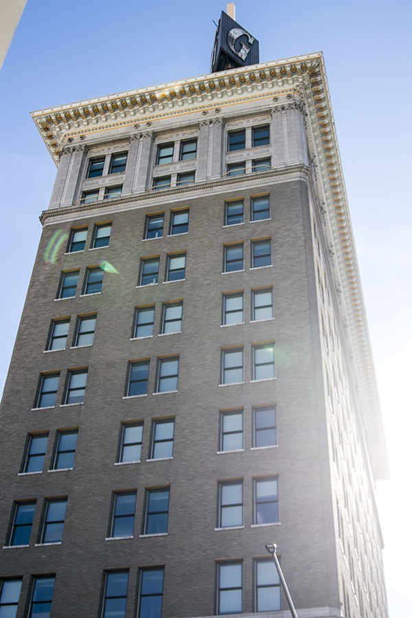 The Guarantee Building was agreed to be purchased by State Center Community College District on March 6, 2018, moving the district offices into one building in downtown Fresno.