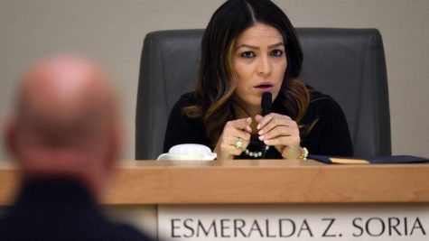 Esmeralda Soria is Determined to Inspire