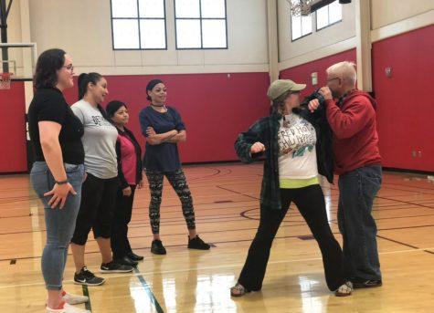 Instructors Offer Self-Defense Techniques