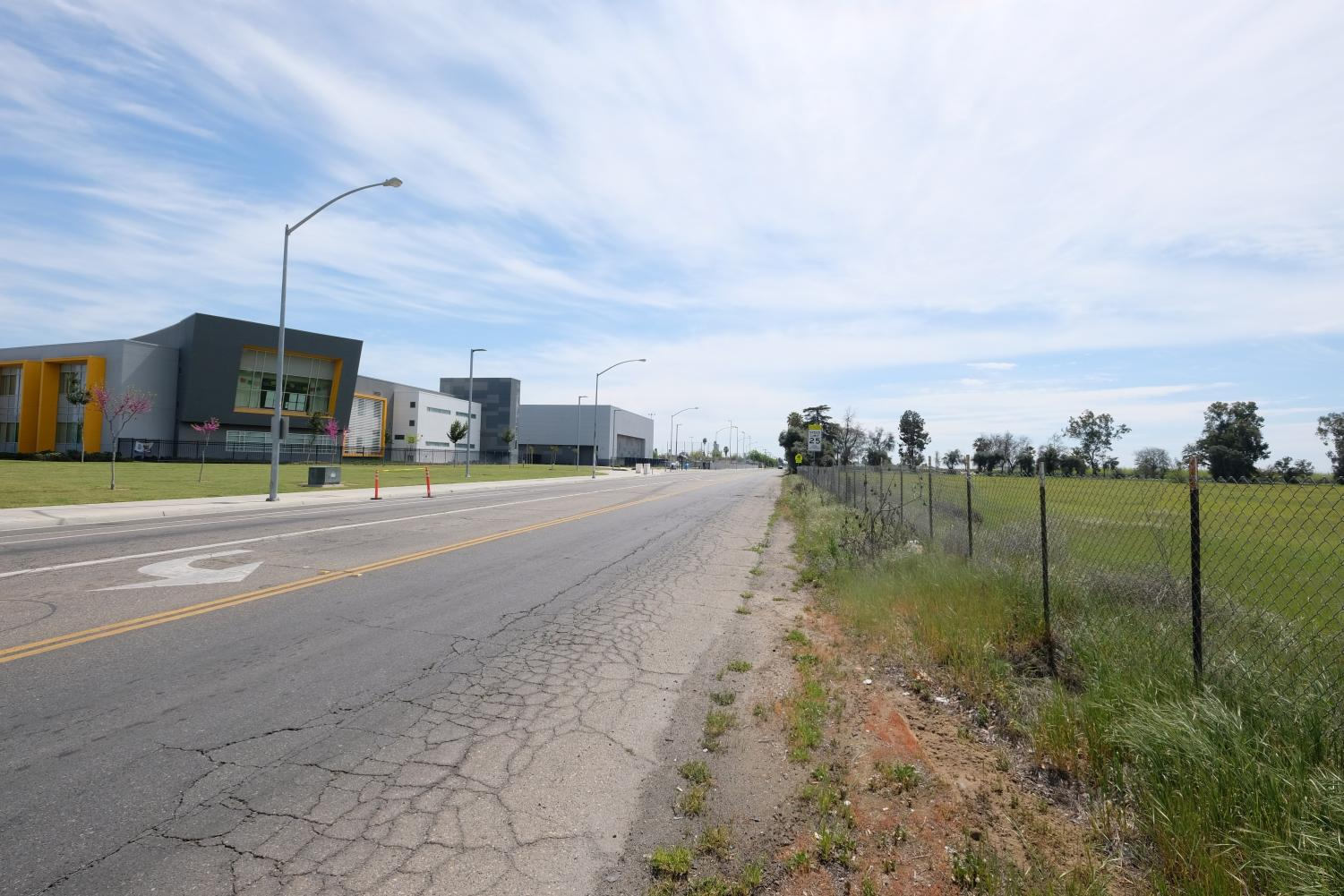 The State Center Community College District approved the purchase of 26 acres of land across from Rutherford B. Gaston Middle School in Fresno, Calif. where the west Fresno campus is slated to be built.