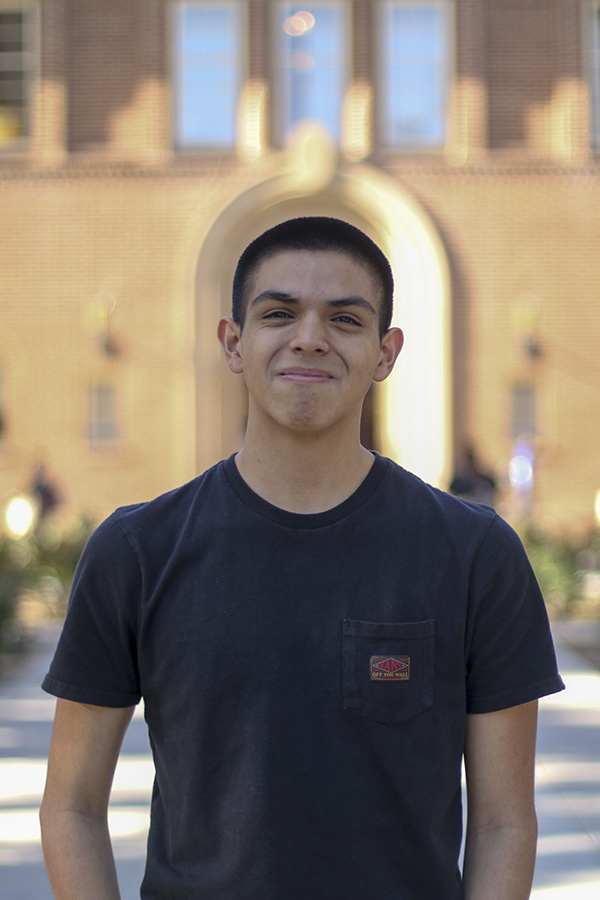 Issak Hernandez A Fresno City College dual enrollment student recently found out he was accepted into the Massachusetts Institute of Technology.