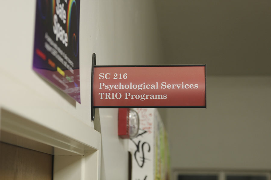 Fresno City College Psychological Services. Photo by Tommy Tribble.