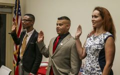 New ASG Leadership Sworn in at Inauguration Ceremony