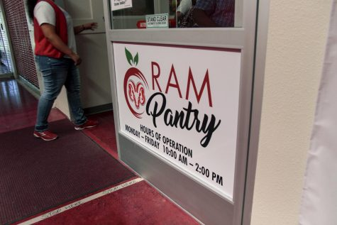 Ram Pantry Opens New Doors for the Fall Semester