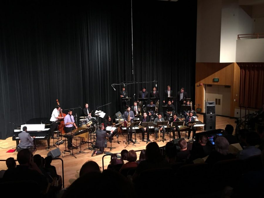 Successful Jazz Concert at Fresno State University