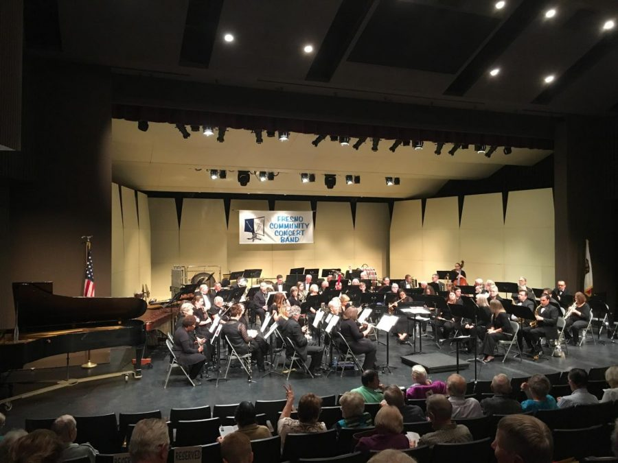Fresno Community Concert Band Mixes Tradition and New