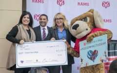 Giving Tuesday Raises Money for the Ram Pantry