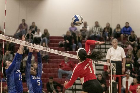 Volleyball Poised to Stay Dominant in CVC Play