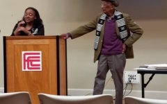Local Medical Pioneer Speaks at Opening Ceremony for Black History Month at FCC