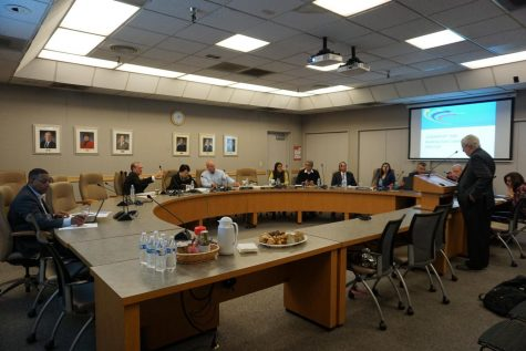 Board Reviews a Pathway to Equity and Success