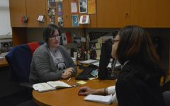 Dr. Herrera Professor of Chicano and Latin American Studies Visits FCC