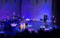 The Latin Jazz Ensemble Flies to the Moon
