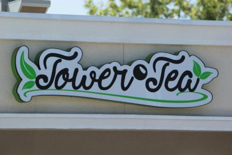 Tower Tea, located across the street from FCC has a menu that includes milk teas, smoothies, sluchins and coffee, as well as garlic fries, spring rolls and more.
