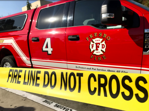 The fire department was called to evacuate the MSE building after a chemical spill. Four students were hospitalized.