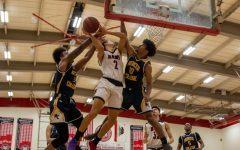 Nicholas Podesta Answers the Call, Men's Basketball Head To Playoffs