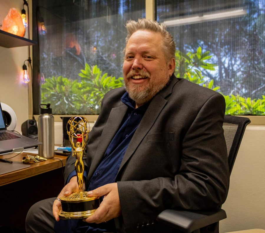 Meet two-time Emmy award winner and instructor, Christopher Brady