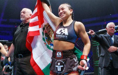 Zoila Frausto Gurgel found success in the world of MMA, winning a world title and overcoming two ACL injuries along the way.