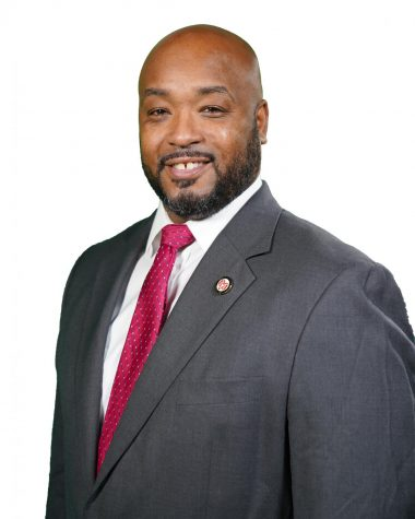 Fresno City College named Derrick Johnson the new athletic director on July 1, 2020. Photo courtesy of Derrick Johnson.