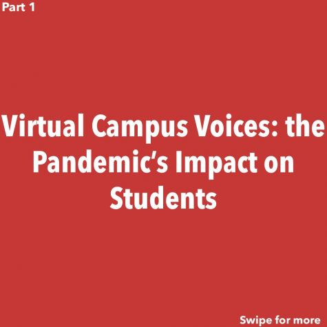Virtual Campus Voices: the Pandemic's Impact on Students Part 1